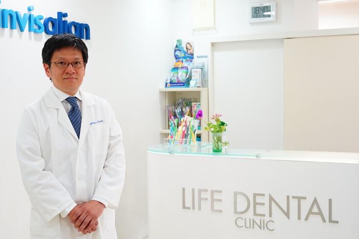 当院の院長が矯正歯科について取材を受けました。